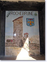 Rochebrune, advertising