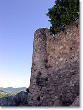Rochebrune, the tower