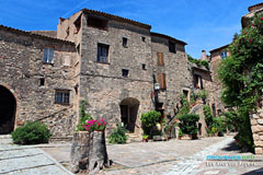 Les Arcs sur Argens - The Parage