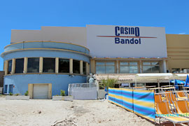 Casino of Bandol