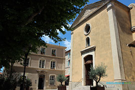 Church of Bandol