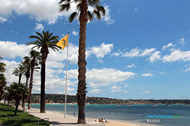 Bandol - Sea shore