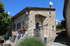 La Bastide, old house