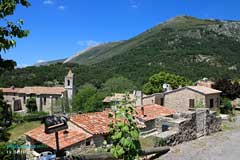 La Bastide, the village