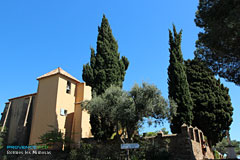 Bormes les Mimosas, chapelle