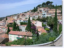 Bormes les mimosas village of the var provence web - Office de tourisme de bormes les mimosas ...