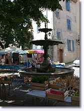Cabasse sur Issole - Fountain
