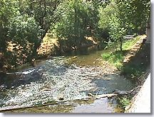 Correns - Argens river