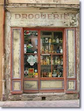 Cotignac - Old boutique