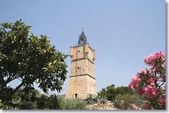 Draguignan -  Bell tower