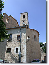 Fayence - Church
