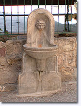 Fayence - Fountain