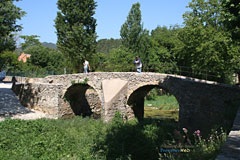 Flassans sur Issole - bridge