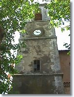 Gareoult - Clock tower