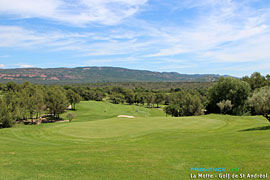 La Motte - Saint Endreol golf course
