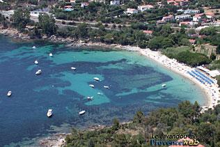 Le Lavandou Sea resort Provence Web