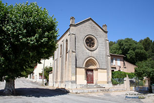 Le Luc en Provence - Church