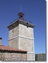 Moissac Bellevue, bell tower