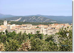 Mons en Provence - The Village