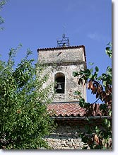 Montauroux - Bell tower