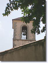 Montfort sur Argens - Bell tower