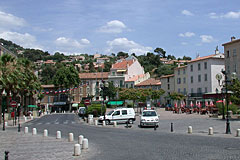Ollioules, place