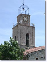 Ollioules - Bell tower