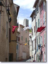 Ollioules - Rue