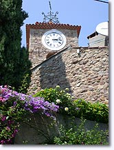 Pierrefeu - Clock tower