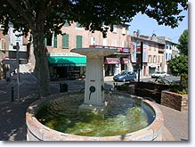 Pierrefeu - Fountain