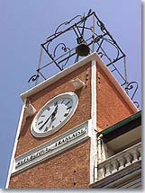 Puget sur Argens - Clock tower