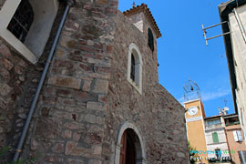 Church of Puget sur Argens