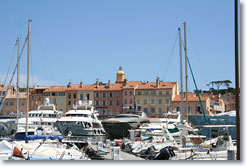 Saint-Tropez - The harbour