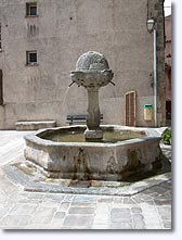 Salernes - Fountain