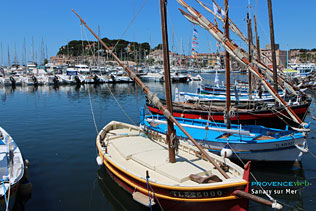 Sanary sur Mer, pointus - 16 photos HD