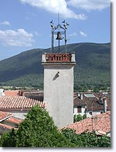 Signes - Bell tower