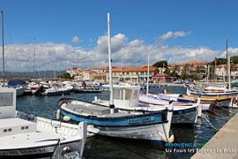 Six fours les plages village of the var on the sea side - Office du tourisme six fours les plages 83140 ...