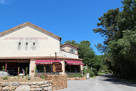 Winery of Saint Antonin du Var
