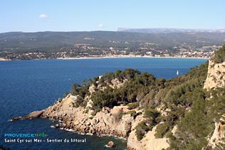 Saint cyr sur mer village du var provence web - Office du tourisme saint cyr sur mer ...