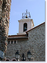 Sainte Maxime - Bell tower