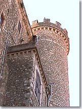 Saint Martin des Pallieres - Castle tower
