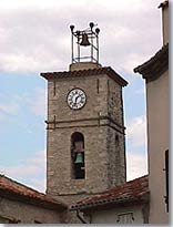Saint Paul en Foret - Bell tower