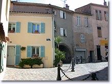 Saint Raphaël - Rue piétonne