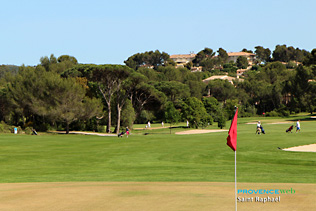 Saint Raphaël, golf