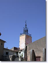 Tavernes - Bell tower