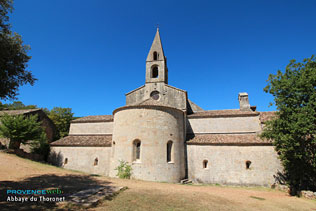 Abbaye du Thoronet, 11 Photos HD