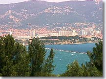 Toulon - Toulon bay