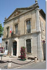 Trans en Provence - Hôtel de Ville