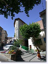 Vinon sur Verdon - The Village