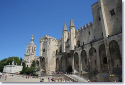 Avignon - Palace of the Popes